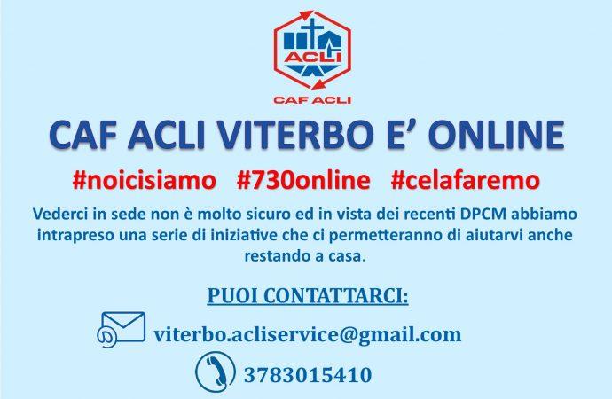 Caf Acli Viterbo online